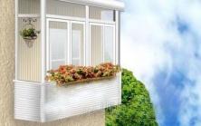 Ремонт и строительство балконов