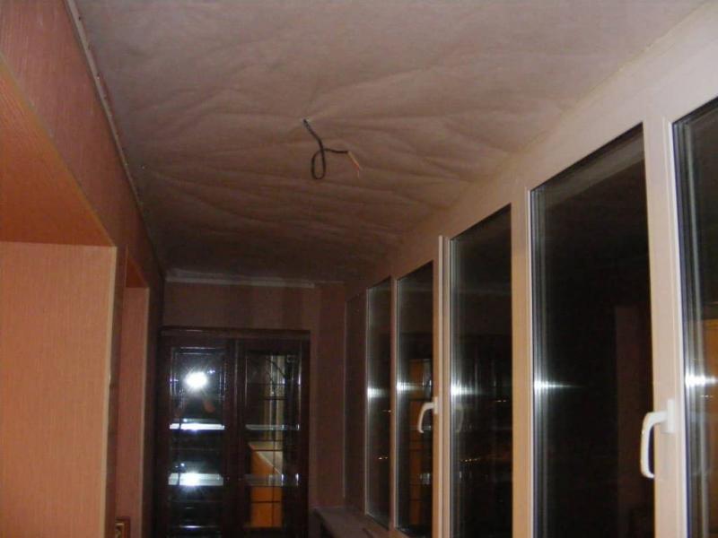 Если течет балкон сверху – что делать и к кому обращаться
