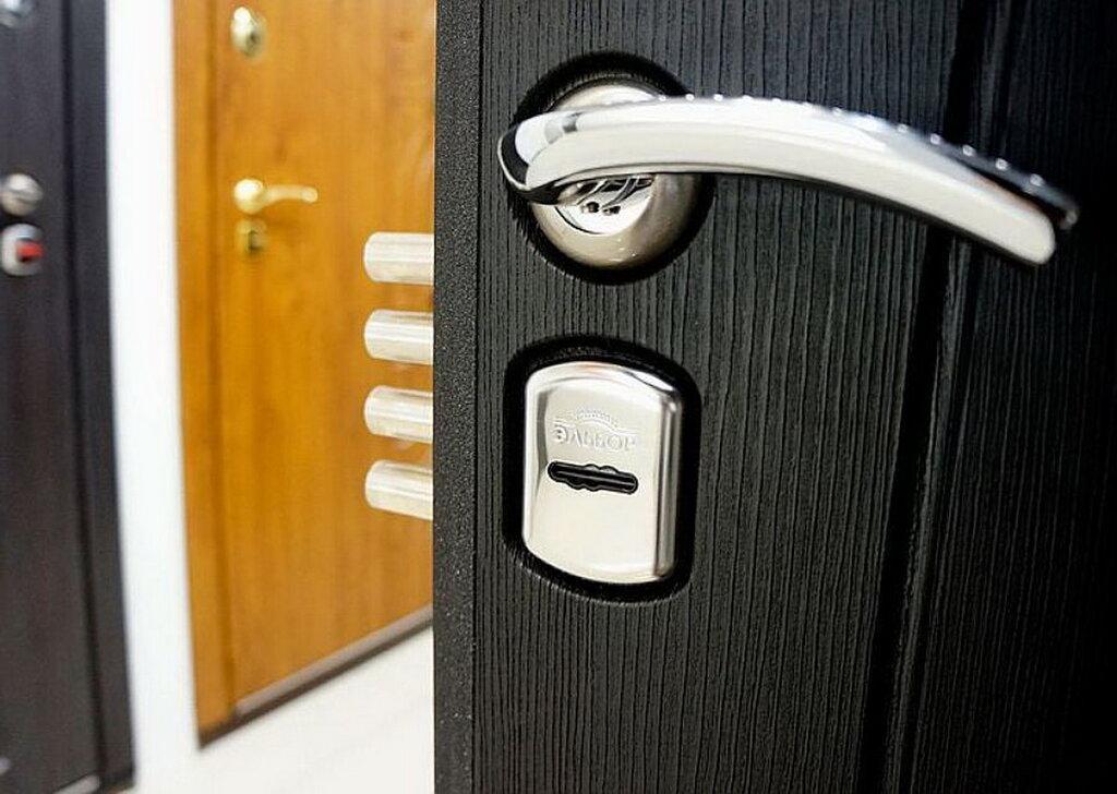 входная металлическая дверь эльбор