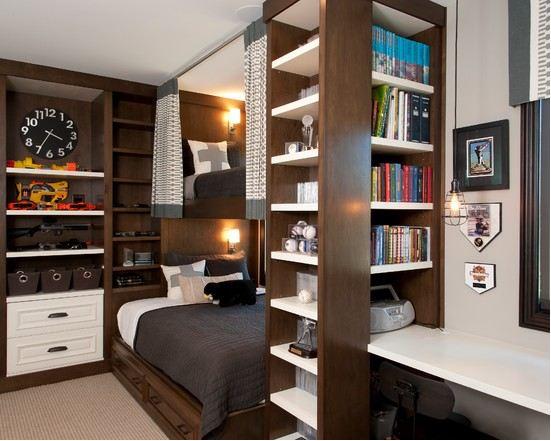 Комната для молодого человека