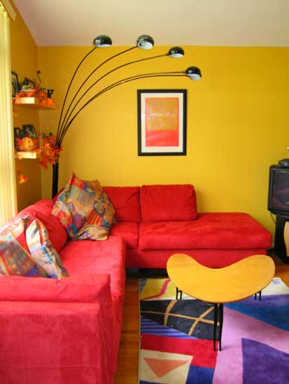 Интерьер небольших гостиных 15-16 кв. м.