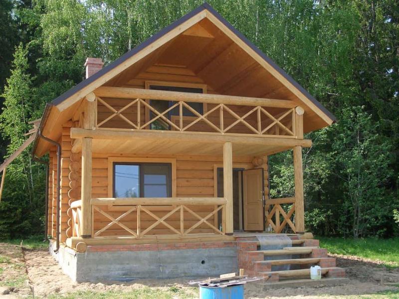 Строим балкон в частном доме: фото-идеи, плюсы и минусы