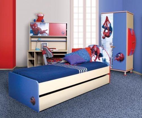 Синие детские комнаты