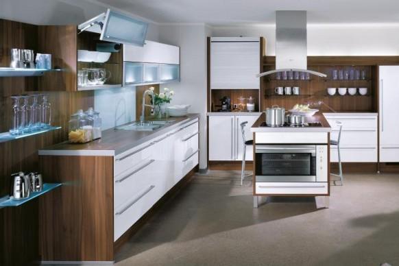Свежие идеи интерьера кухни