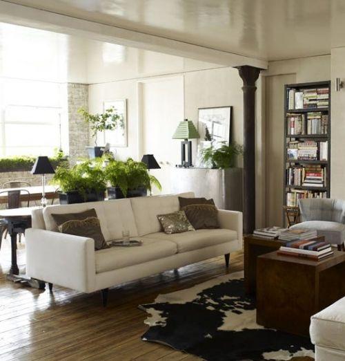 Как подобрать мебель в гостиную