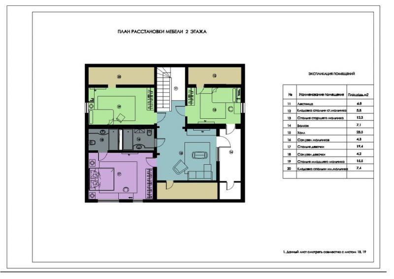 Планировка и дизайн загородного дома