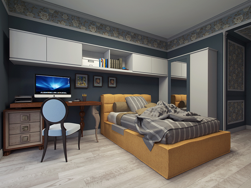 Дизайн-проекты 5-комнатных квартир