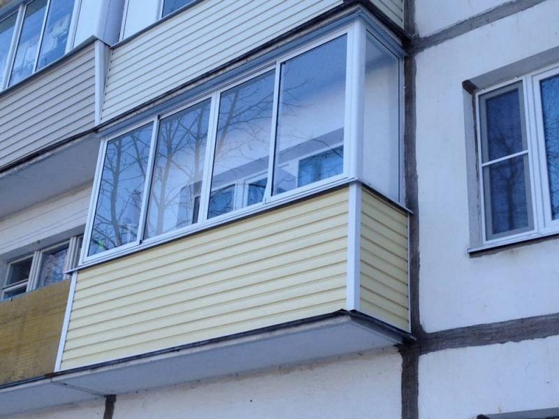 Как увеличить балкон в хрущевке: размер и идеи