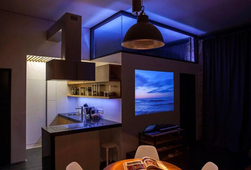 Дизайн квартиры с двумя проходными комнатами
