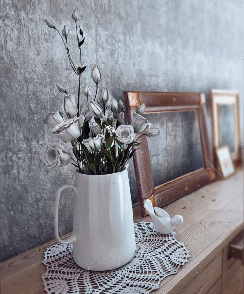 Белоснежный лофт от дизайнера Ангелины Алексеевой