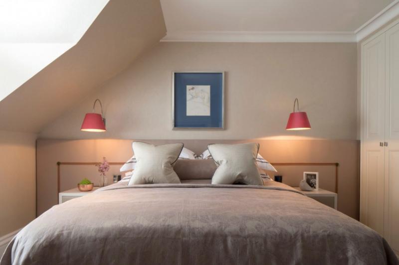 Квартира в классическом стиле, Лондон
