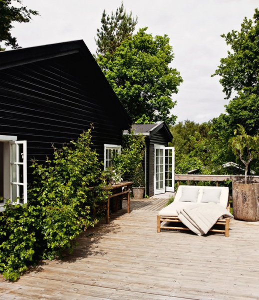 Летний домик по-датски