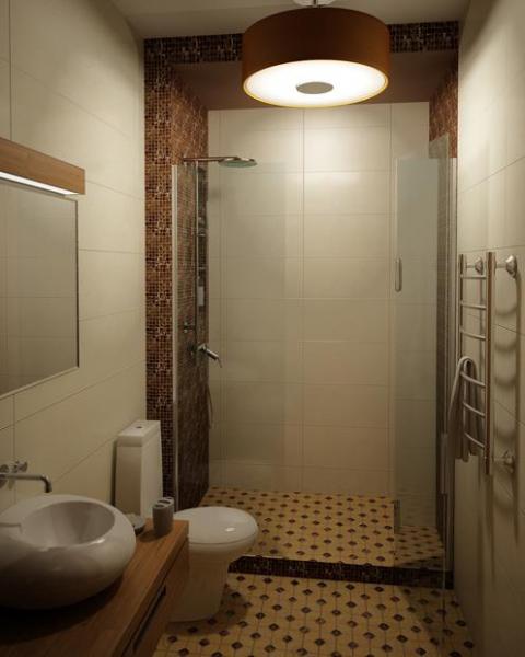 Дизайн квартиры 70 кв.м.