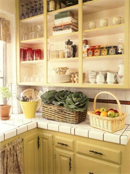 Современные кухни