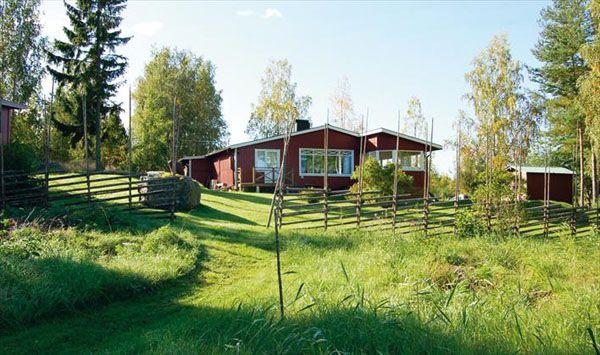 Великолепный загородный дом