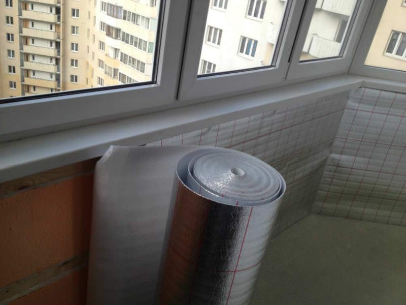 Теплый балкон: гидроизоляция, материалы, технология, нюансы