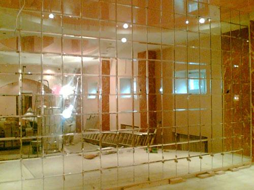 Зеркальная гостиная