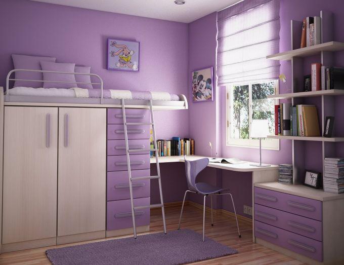 Свежие идеи интерьера комнат для подростков