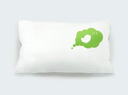 Подушки с рисунком