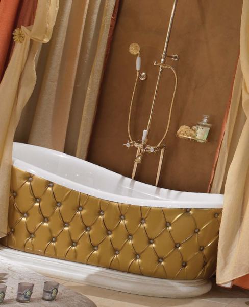 Золотые ванные