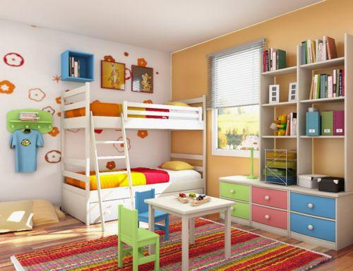Спальни для детей