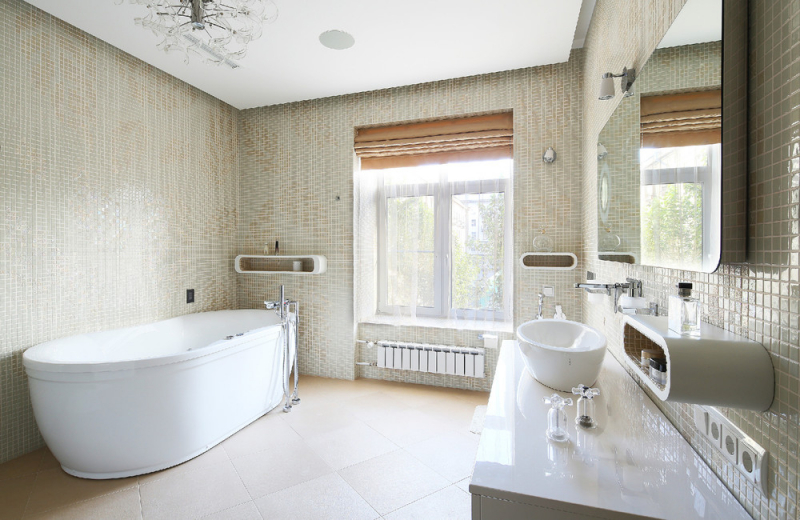 Дизайнерские ванные