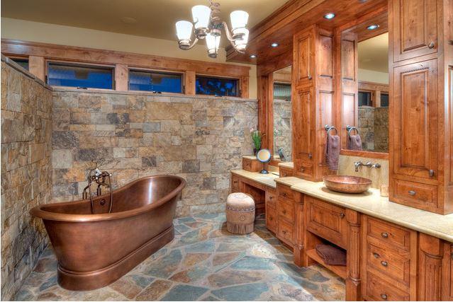 Мраморные ванные
