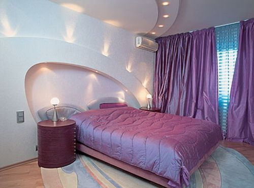 Спальня для молодых