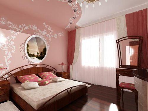 Способы освещения спальни