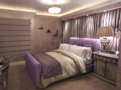 Как подобрать шторы для спальни