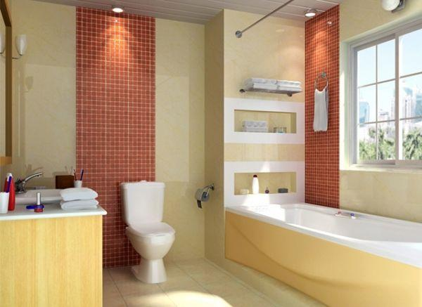 Дизайн ванной 5 кв.м.
