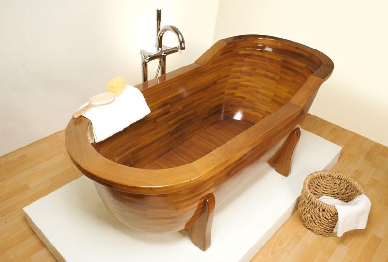 Необычные ванные комнаты
