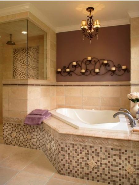 Угловые ванные