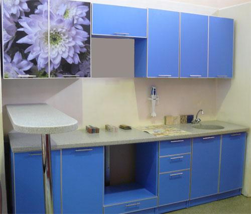 Обзор пластиковых кухонь