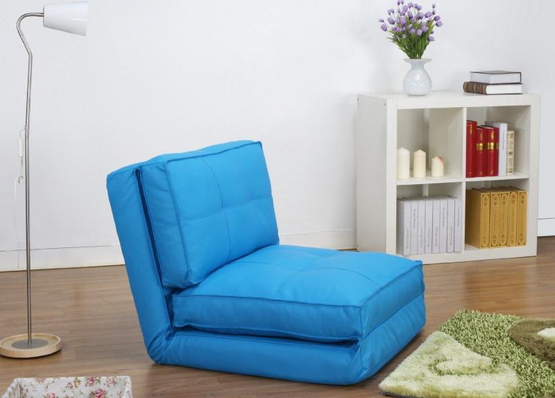 Кресло-кровать в интерьере