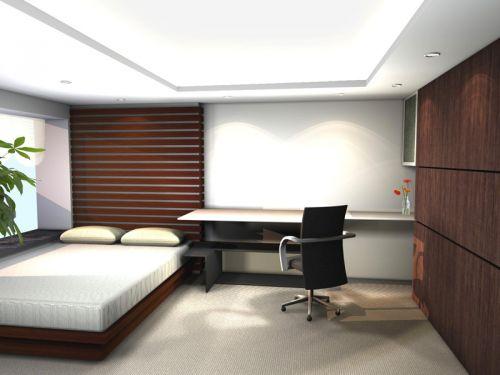 10 интересных проектов дизайна спальни