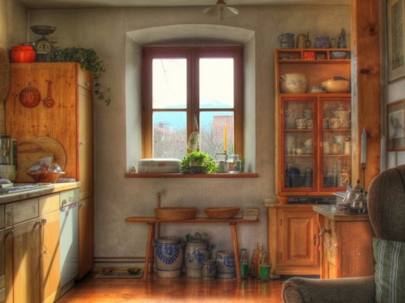 Интерьеры дома