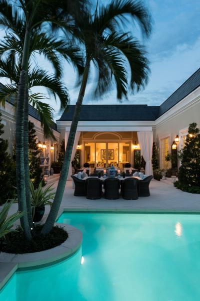 Интерьер особняка во Флориде, США