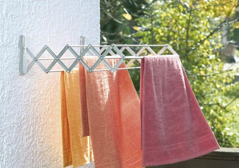 Сушилки для белья на балкон, на чем остановить свой выбор?