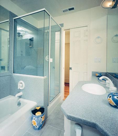 Интерьер стильных ванн