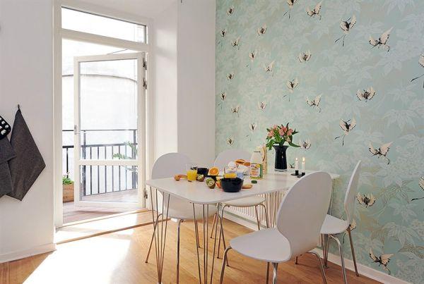 Проект интерьера квартиры в скандинавском стиле