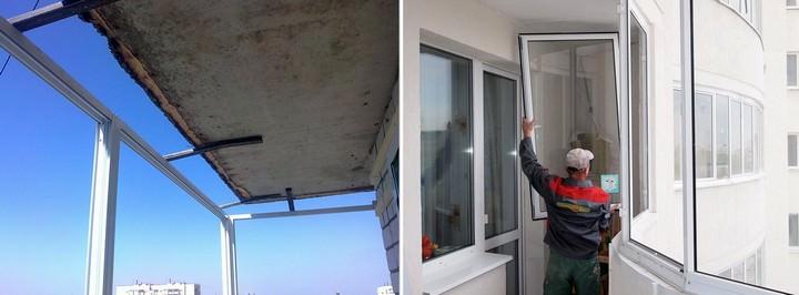 Улучшенные стеклопакеты на балкон: как выбрать и установить