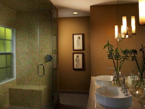 Оригинальная плитка для ванной