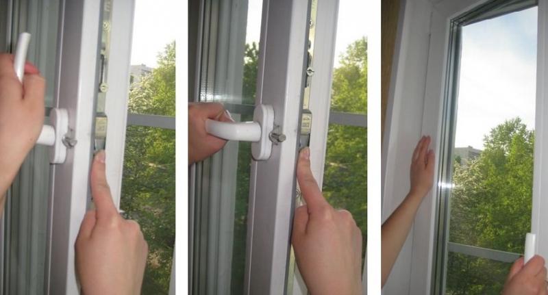 Советы - как отрегулировать пластиковое окно самостоятельно