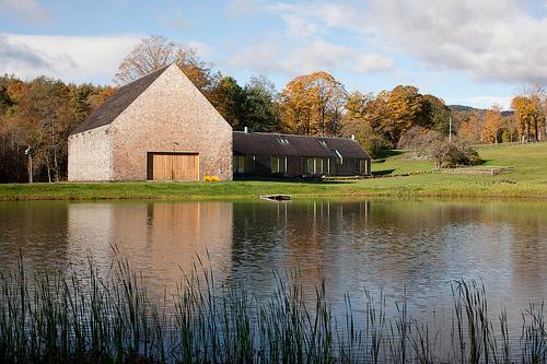 Уютный дом из бывшей фермы