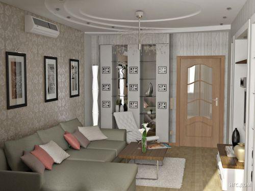 Ремонт гостиных