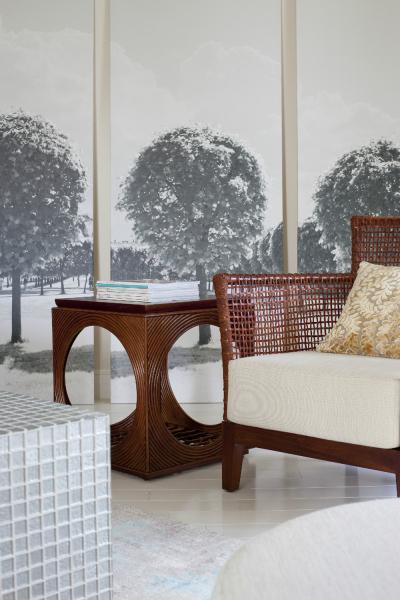 Интерьер двухуровневой квартиры площадью 150 кв.м.