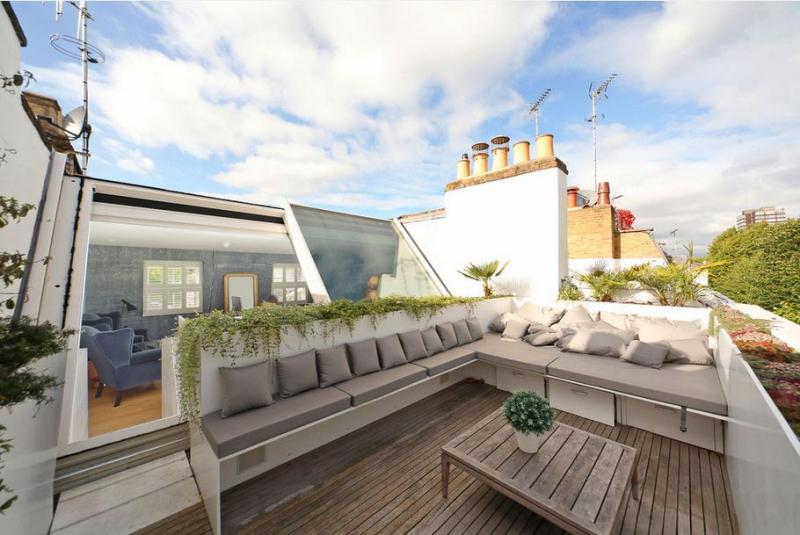Мечта: квартира с  террасой