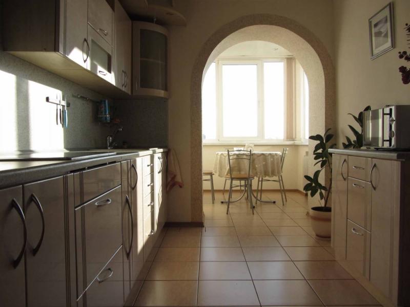 Пространство между балконом и комнатой: варианты оформления