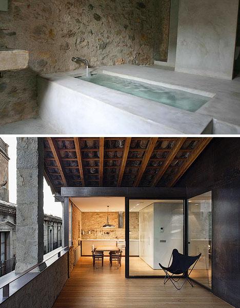 500 летний дом в новом свете
